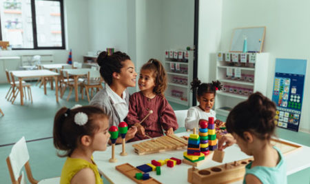 Why Are There Different Teachers in My Child's Classroom?